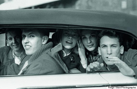 ©Ringo Starr (1964)
