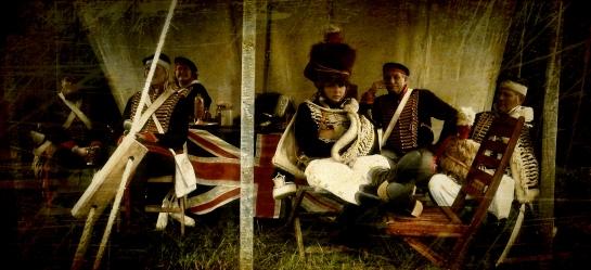 Battle of Waterloo 2013