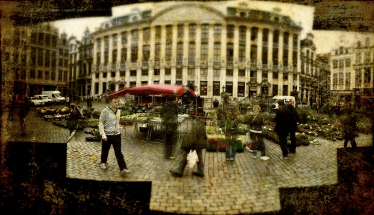 Brussels Grand Place Belgium