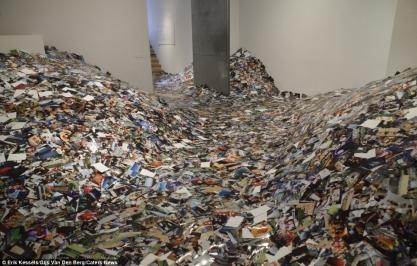 Erik Kessels art installation