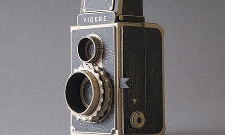 cardboard pinhole camera
