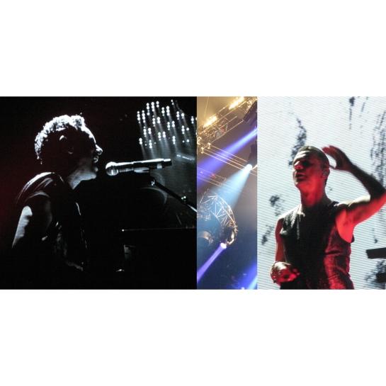 Depeche Mode Sportpaleis Antwerpen 25th Jan. 2014 © Sean Hayes