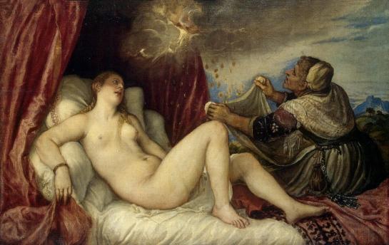 Titian_(Tiziano_Vecellio)-ZZZ-Danae