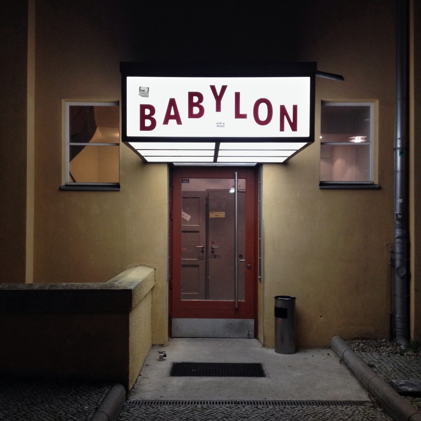 Babylon Berlin © Sean Hayes