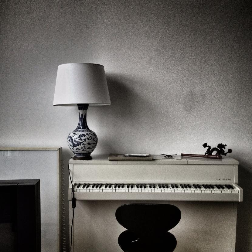Piano © Sean Hayes