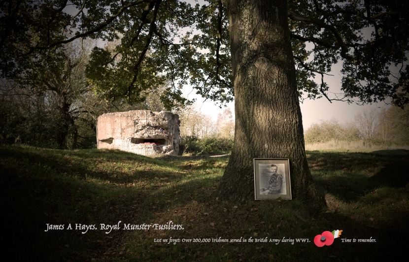 Hill 60, Ypres Salient Belgium © Sean Hayes