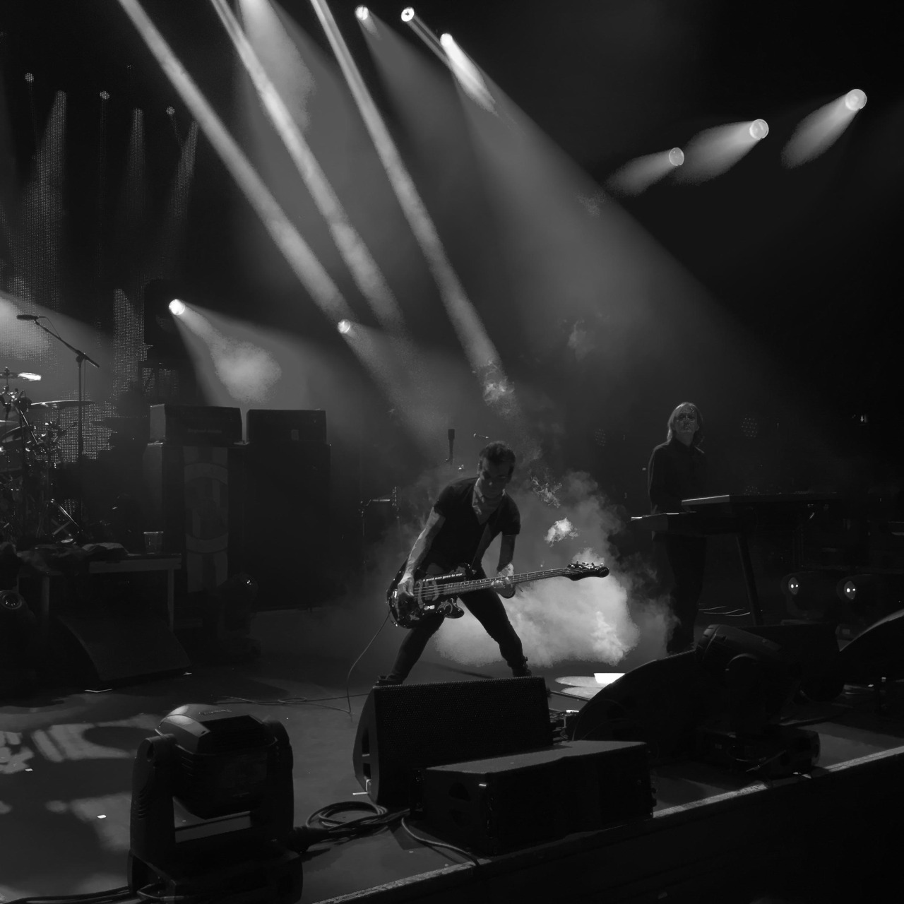 The Cure Hammersmith Apollo Dec. 2014