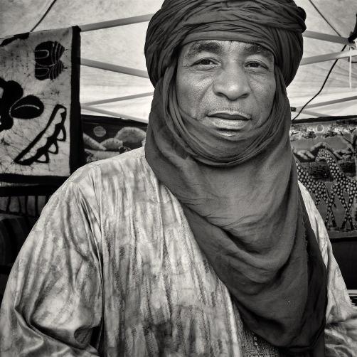 Tuareg © Sean Hayes