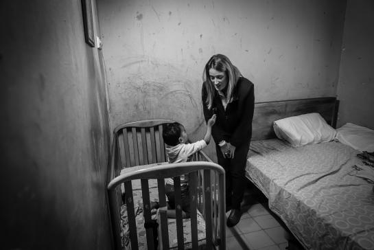 Roberta_Metsola_MEP_Balzan_Malta_B&W_Nov_2015_Sean_Hayes_45